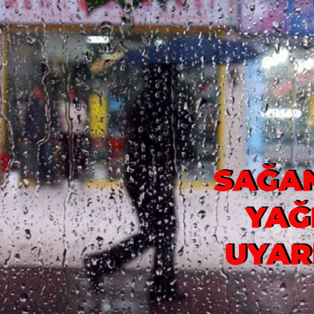 Meteroloji uyardı! | Hafta sonu sağanak yağış bekleniyor