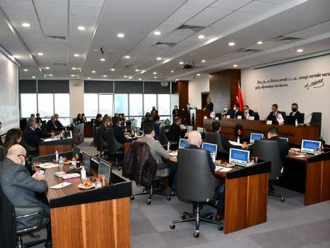 """""""Trakya OSB İstişare Toplantısı"""" Gerçekleştirildi"""