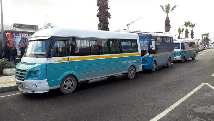 izmir minibus