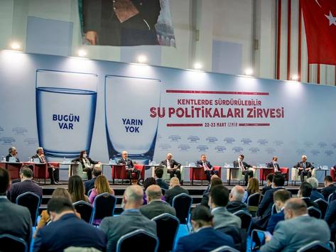 CHP'li Belediye Başkanları İzmir'de Su Gündemini Değerlendirdi
