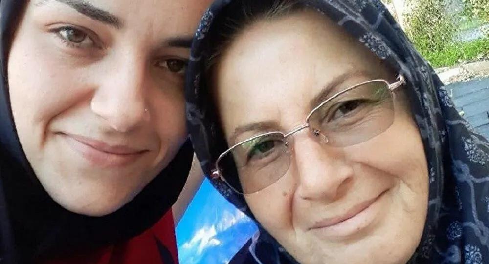 öldürülen kadın ve anne