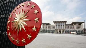 cumhurbaskanliği logosu