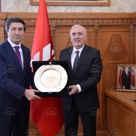 Ziraat Bankası'nın yeni genel müdürü Alpaslan Çakar oldu