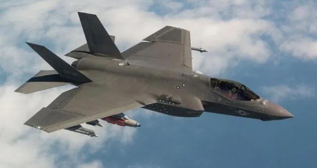 f-35 uçak