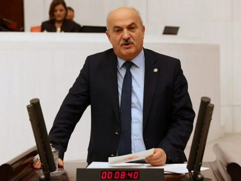 İYİ Parti Tekirdağ Milletvekili Enez Kaplan koronavirüse yakalandı