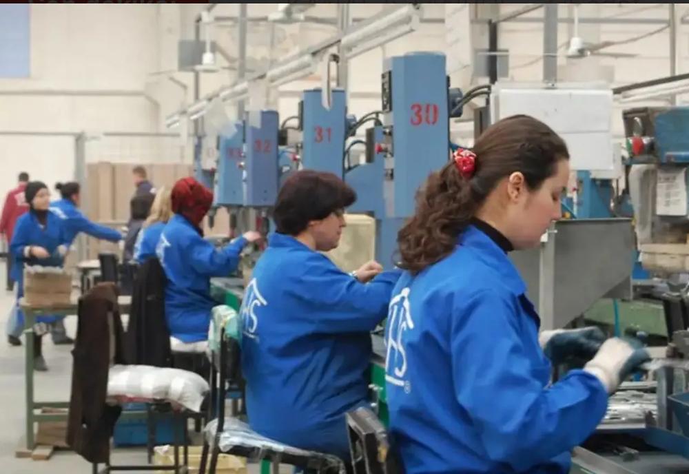 kadın çalışanlar