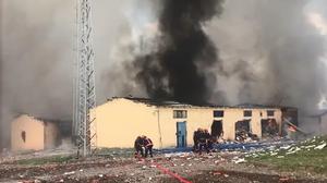 sakarya fabrika patlaması