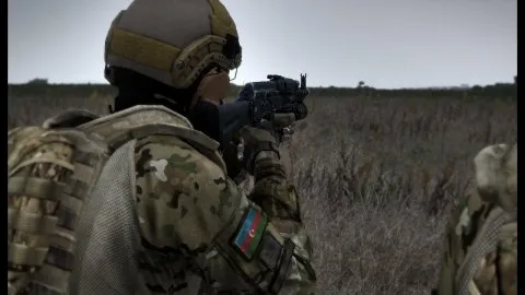 azerbaycan askeri