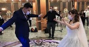 korona düğün