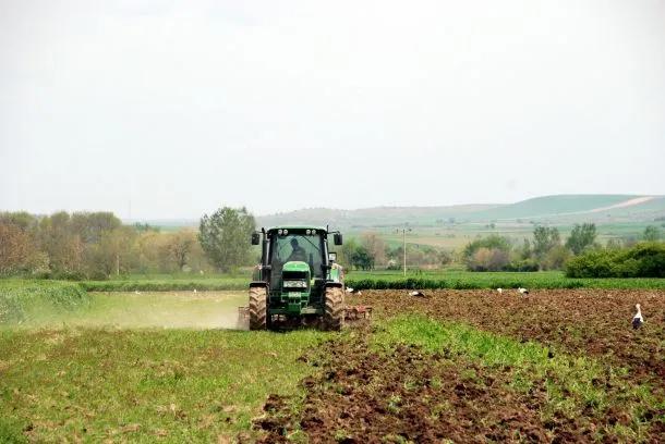 trakyada çiftçiler