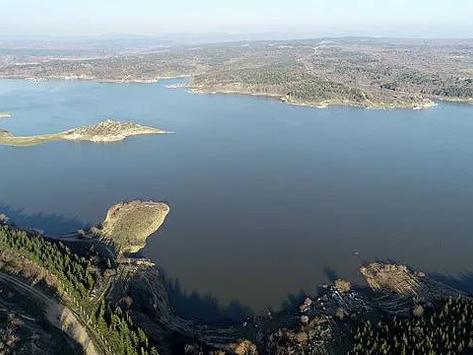 Sayılar sevindirdi!   Trakya'da barajların su seviyesi geçen arttı