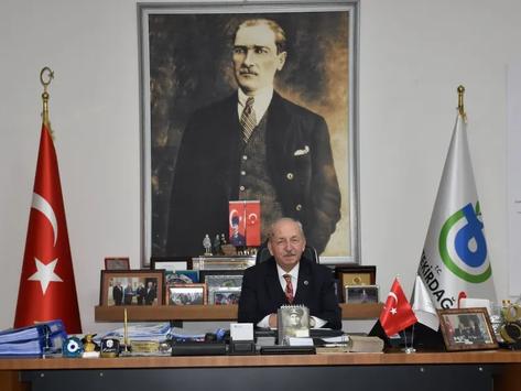 Başkan Kadir Albayrak'tan Miraç Kandili mesajı