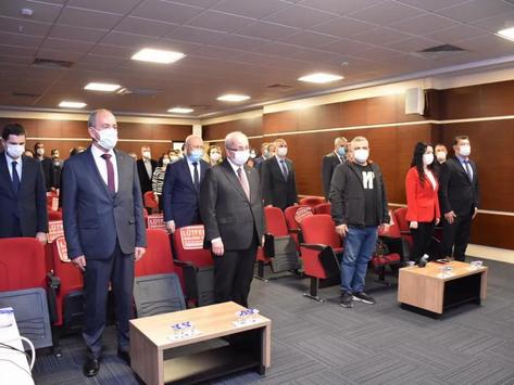 Tekirdağ Büyükşehir Belediyesi Marmaraereğlisi'nde ortak toplantı düzenledi