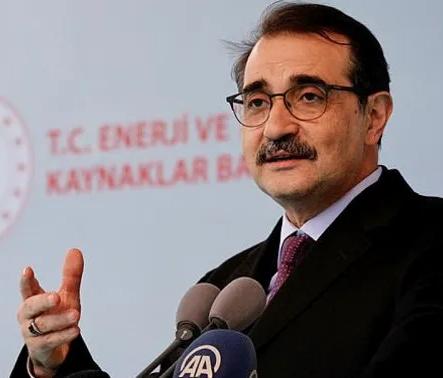 Bakan Dönmez'den Türkiye'nin yeni altın hedefi açıklaması