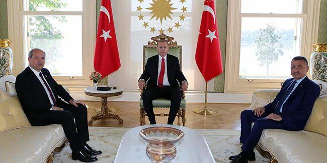 erdogan-kktc-baskani-gorusmesi