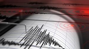 deprem sismografisi