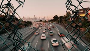 arabalar trafik