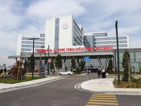 Tekirdağ Şehir Hastanesi yurt içi ve yurt dışından hastalara hizmet veriyor