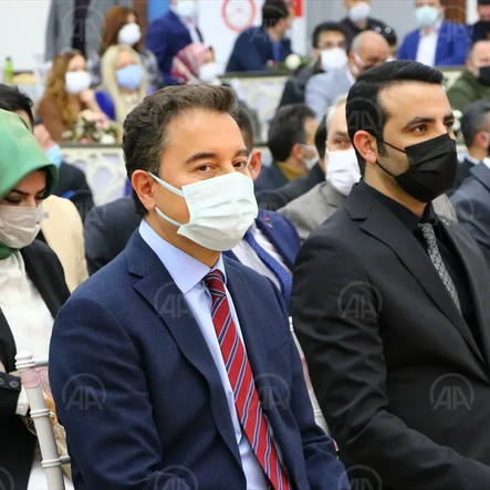 Ali Babacan, Tekirdağ'da DEVA partisinin ilçe kongresinde konuştu
