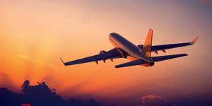 yurtdışı uçuş uçağı