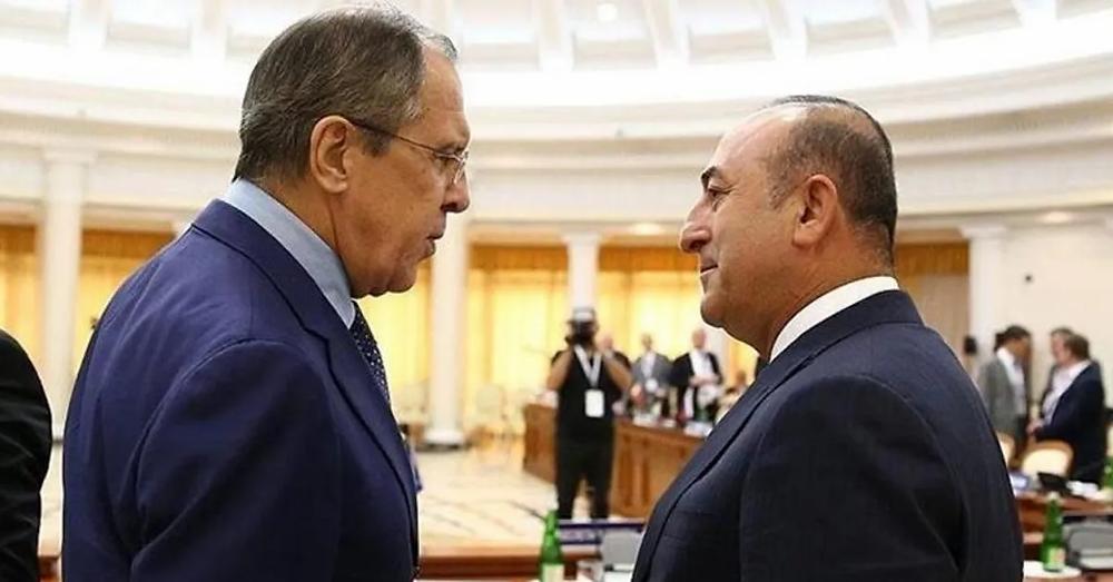 Çavuşoğlu, Lavrov