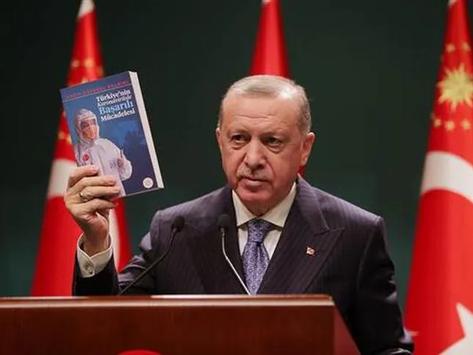 Kabine toplantısı sona erdi | Cumhurbaşkanı Erdoğan açıklama yaptı