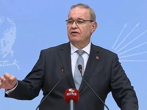 """CHP Sözcüsü Öztrak: """"Ülkede adalet çöktü, saray beslemelerinin burnu """"pudra şekeri"""" doldu"""""""