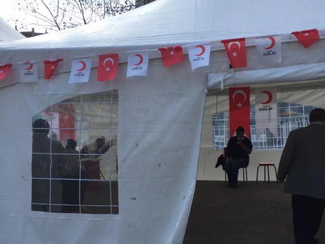 Süleymanpaşa'da kan bağışı kampanyası