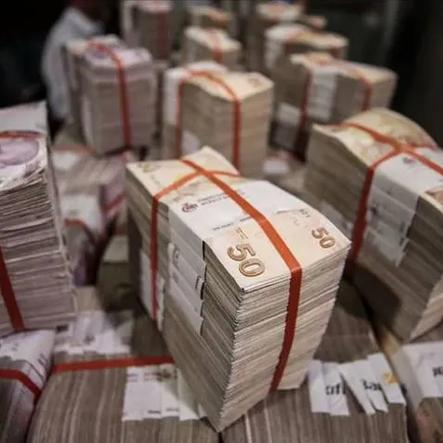Devletin kasasından üç yılda toplam 602 milyar TL faiz gideri ödenecek