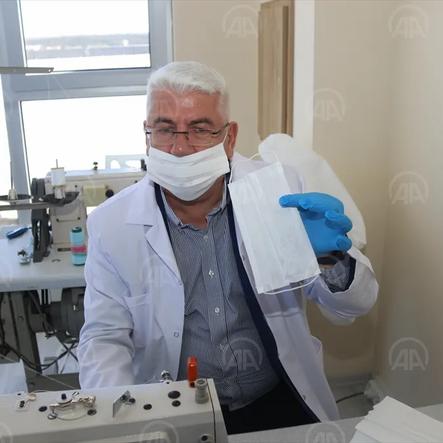 Ergene'den kardeş belediye Makedonya'ya 30 bin maske