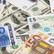 Dolar ve euroda temkinli gerileme sürüyor