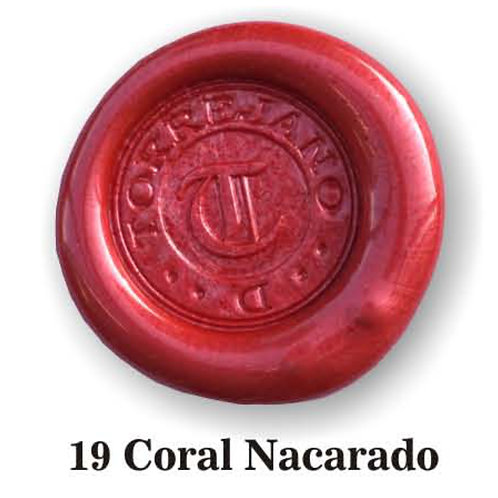 Lacre Coral Nacarado n.19