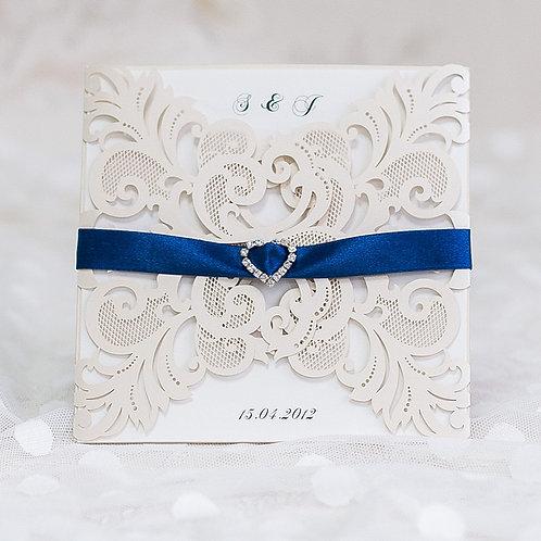 Convite Casamento Rendilhado 2021146.WPL0081-330