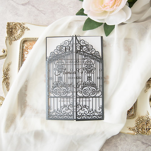 Convite Casamento Portão Rendilhado 2021136.WPL0172-350