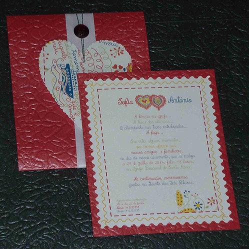 Convite Casamento Lenços dos Namorados2021074-250
