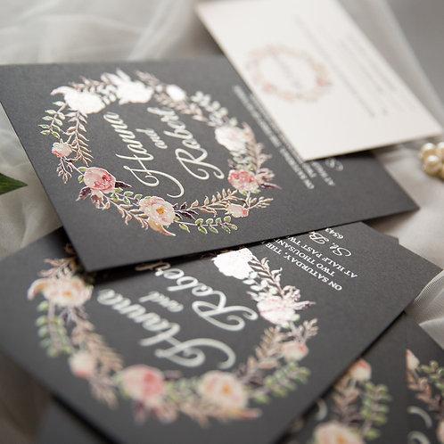 Convite Casamento Impressão UV 2021178.02-280