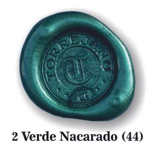 Lacre Verde Nacarado n.2