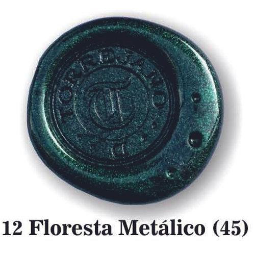 Lacre Floresta Metálico n.12