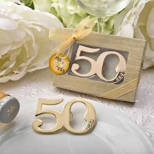 Abre garrafas 50º aniversário - DK2905