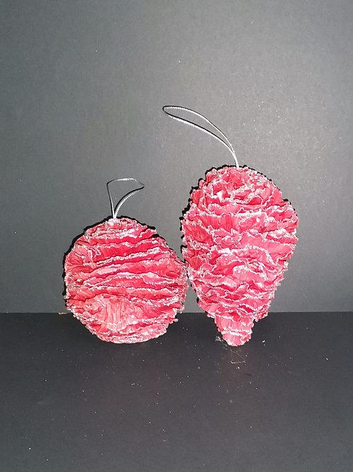 Conjunto 2 peças decoração natal - NL045