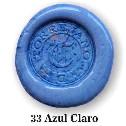 Lacre Azul Claro n.33