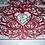 Thumbnail: Convite Casamento Rendilhado 2021013WPL0077-280