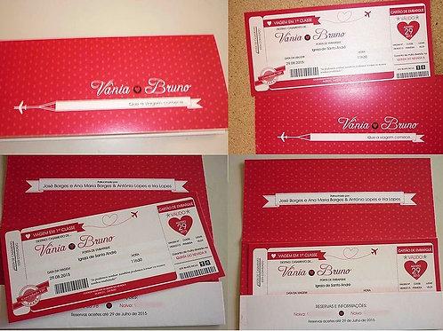 Convite Casamento Viagens 2021095-190
