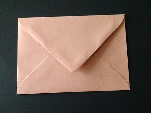 Envelope C6 Reciclado cor - EnvReci002