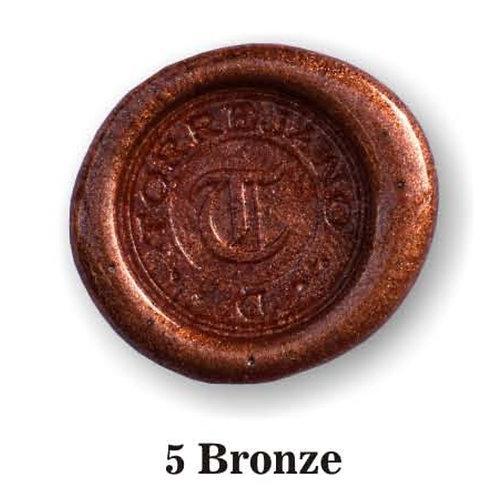 Lacre Bronze n.5