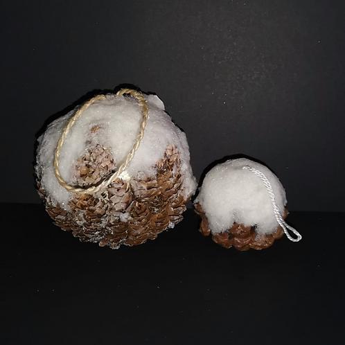 Conjunto 2 peças decoração natal - NL043