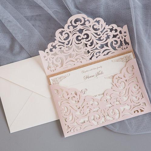 Convite Casamento Rendilhado 2021134.WPL0189-350