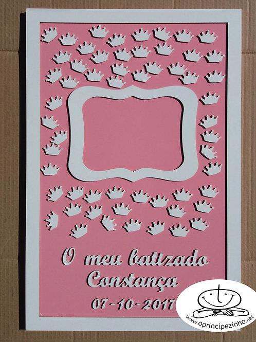 QUADRO DE ASSINATURAS - LC025