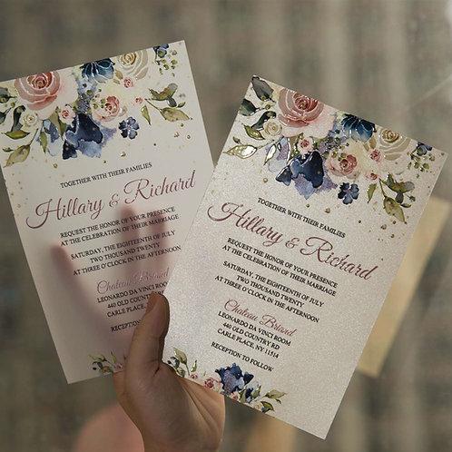 Convite Casamento Impressão UV 2021187.11-280