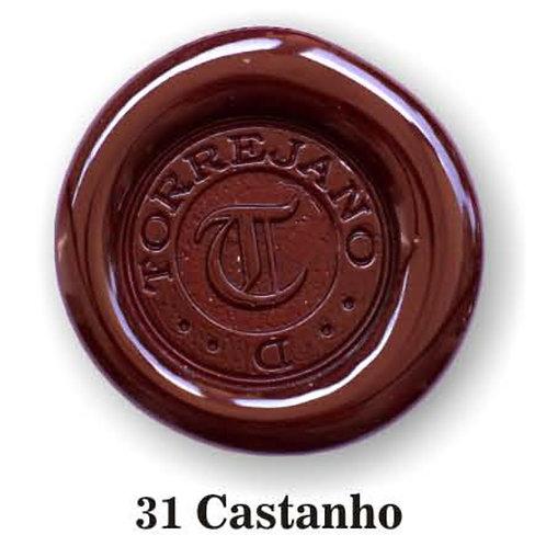Lacre Castanho n.31